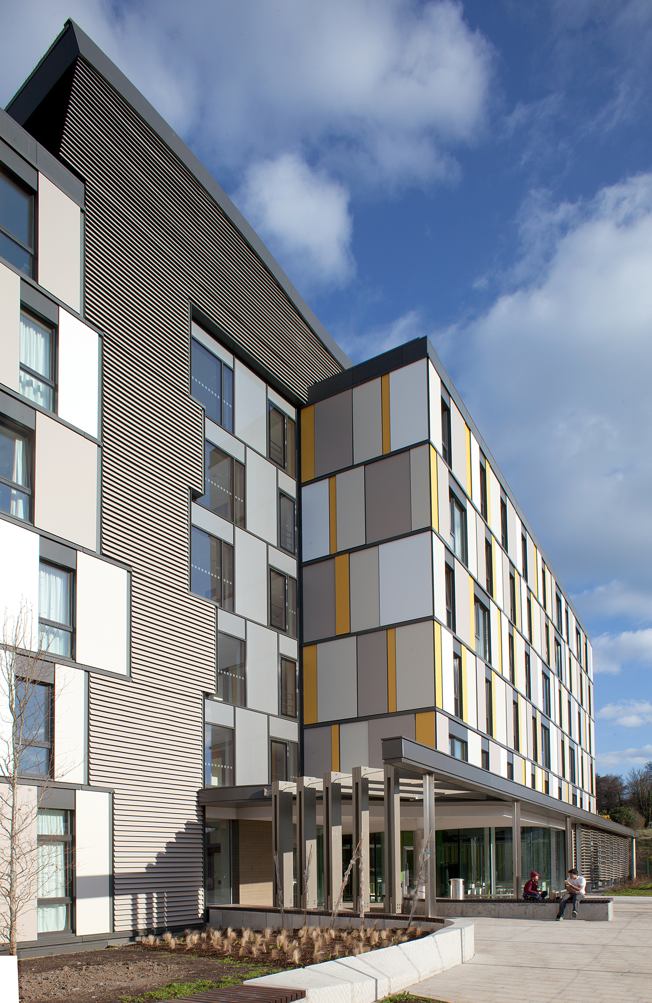 affordable housing student design - HD1280×1969