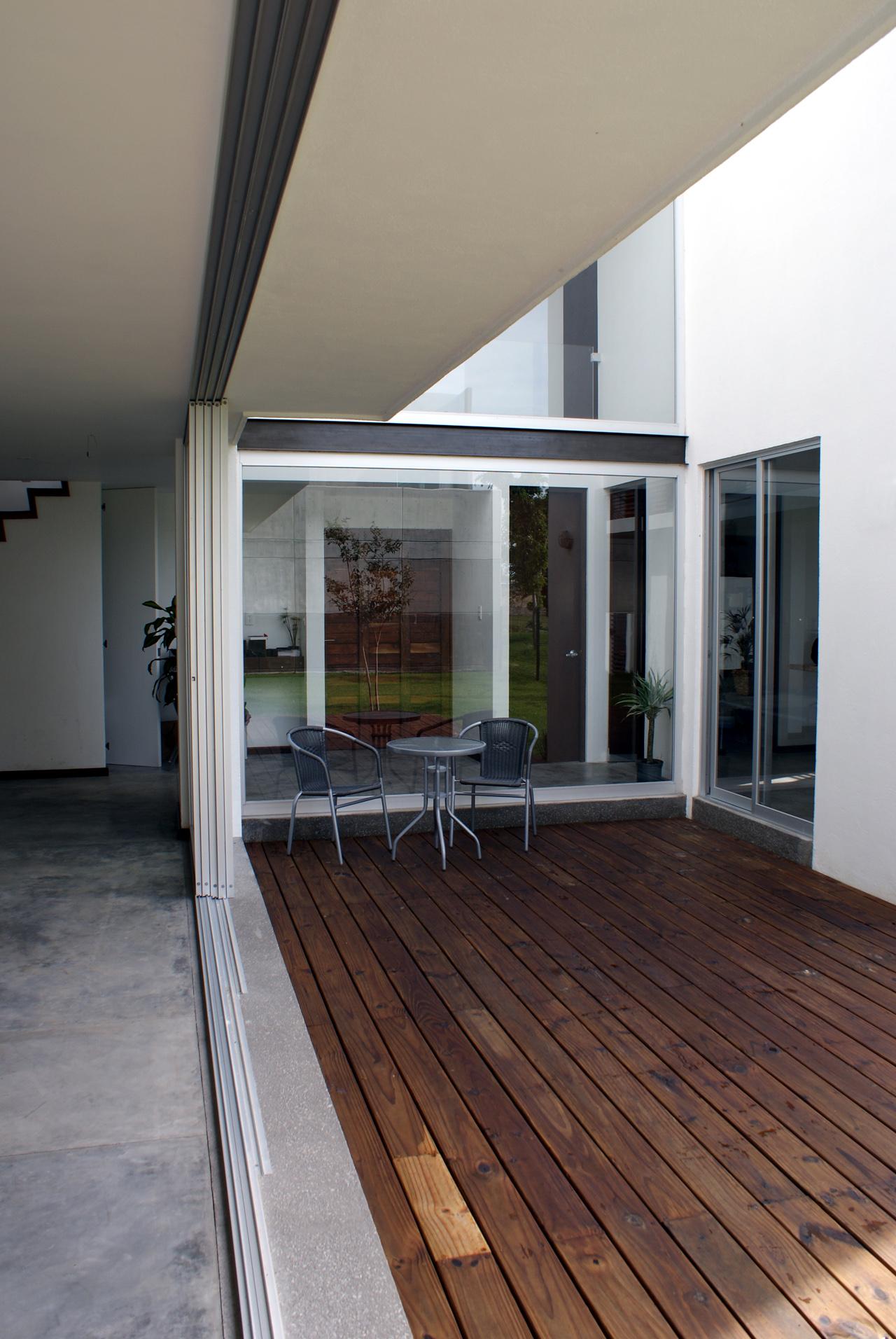 Galeria de casa bitos dionne arquitectos 14 for Arquitectos para casas