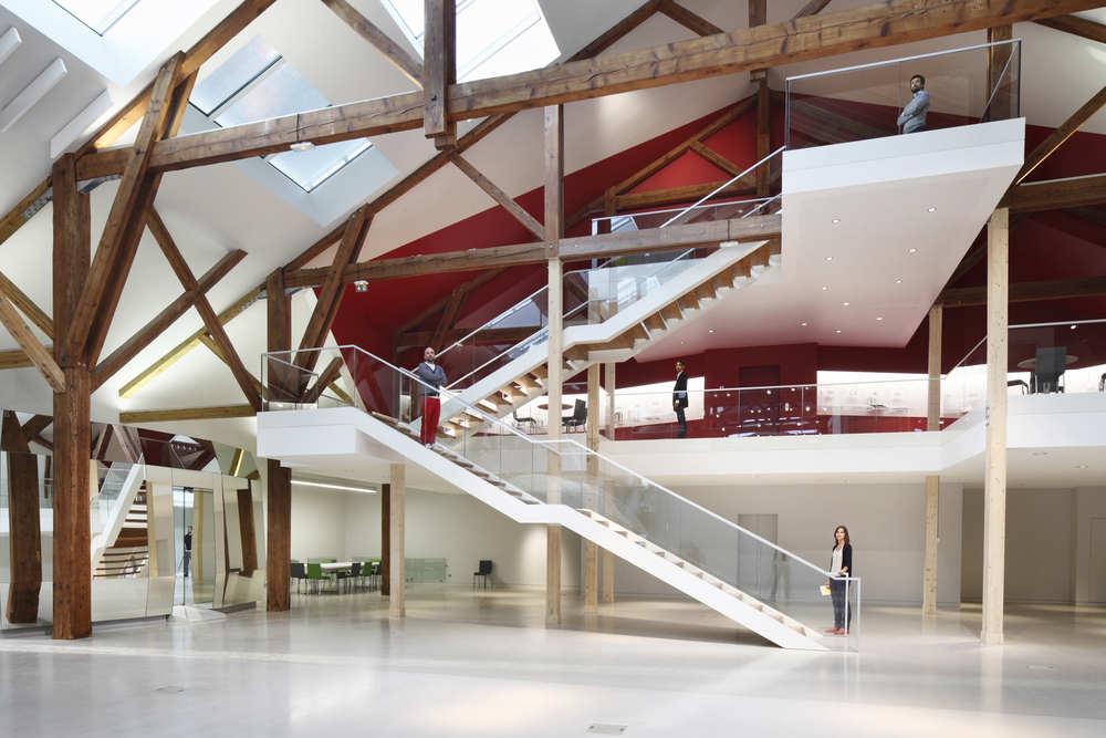 DomoLab / ENCORE HEREUX Architectes, Cortesia de ENCORE HEUREUX Architectes