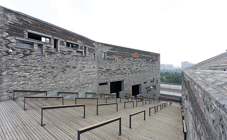 Museu Histórico de Ningbo / Wang Shu, Amateur Architecture Studio, © Iwan Baan