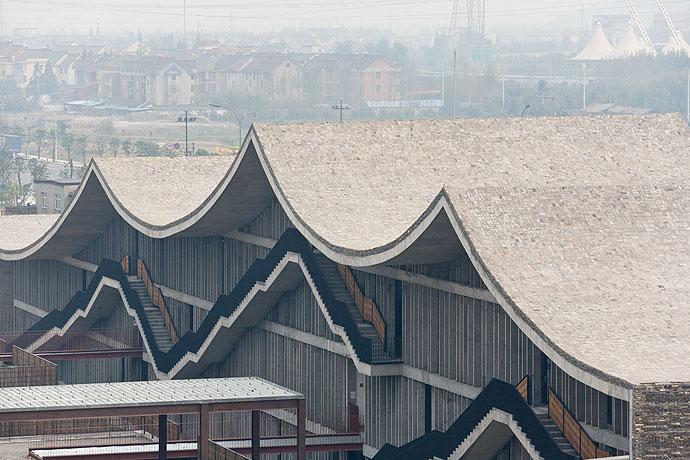Nova Academia de Arte de Hangzhou / Wang Shu, Amateur Architecture Studio , © Iwan Baan