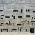 Museu Histórico de Ningbo © Lv Hengzhong, Cortesia de Amateur Architecture Studio