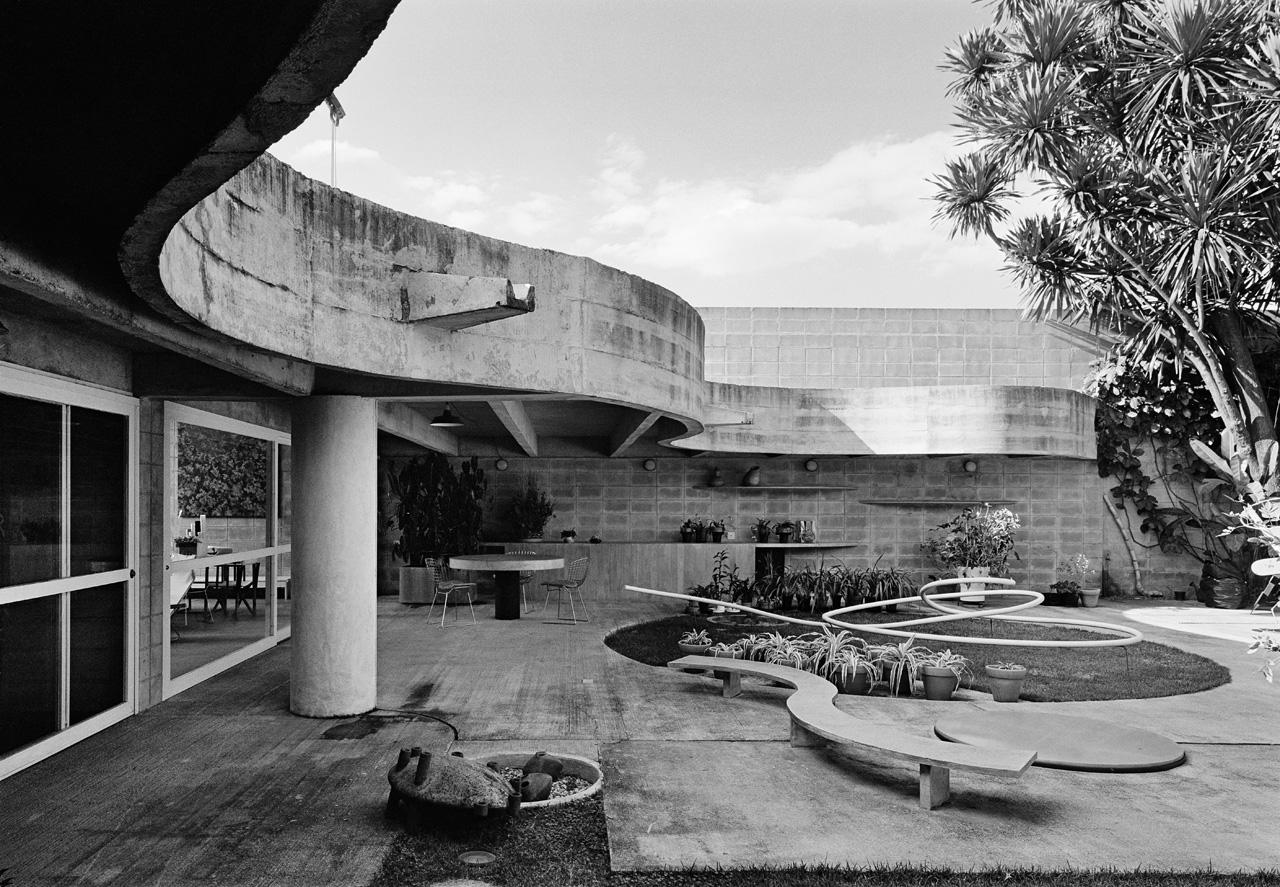 Clássicos da Arquitetura: Residência Tomie Ohtake / Ruy Ohtake, © Nelson Kon