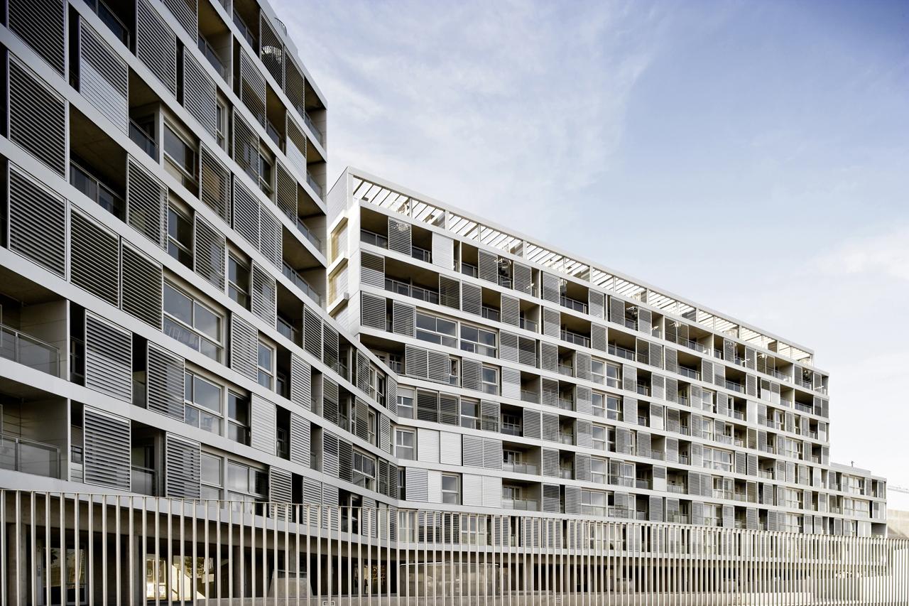 Conjunto Habitacional em Zaragoza / Basilio Tobías, © Pedro Pegenaute