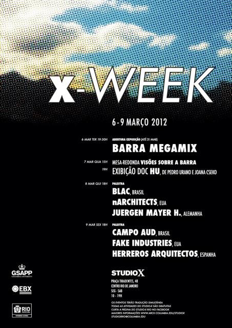 x-WEEK / Rio de Janeiro - RJ