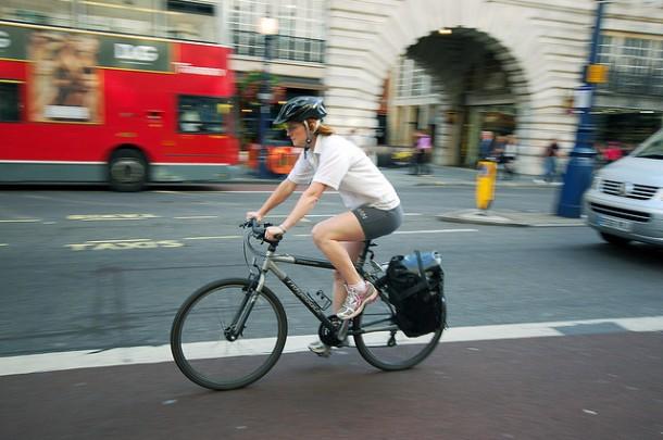 Oito passos para a criação de cidades aptas para o ciclismo / Reino Unido, Imagem cortesia de SlipStreamJC em flickr