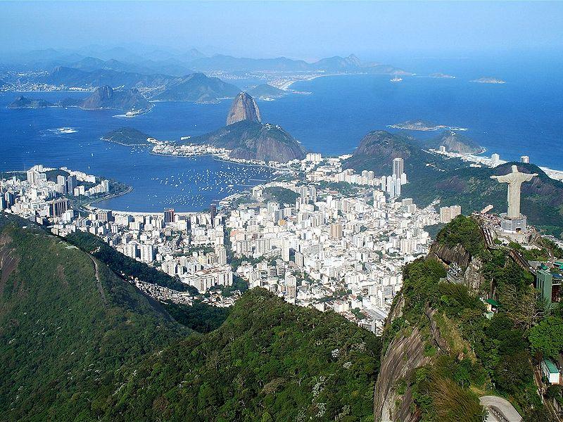 Especial: Rio de Janeiro 447 anos, © America Info