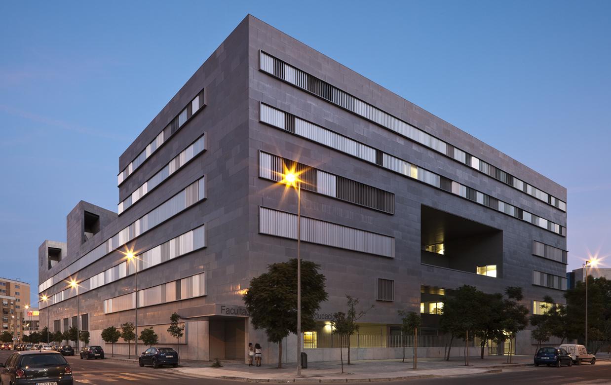 Faculdade de Ciências da Educação / Cruz y Ortiz Arquitectos, Cortesia Cruz y Ortiz Arquitectos