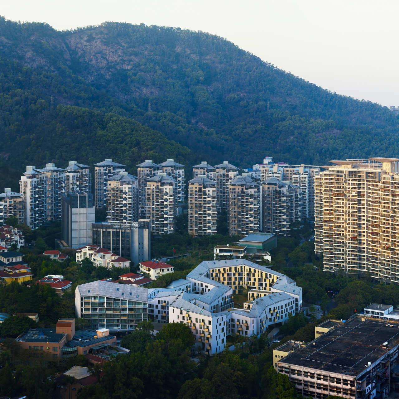Maillen Hotel & Apartment  / Urbanus , © Wu Qiwei