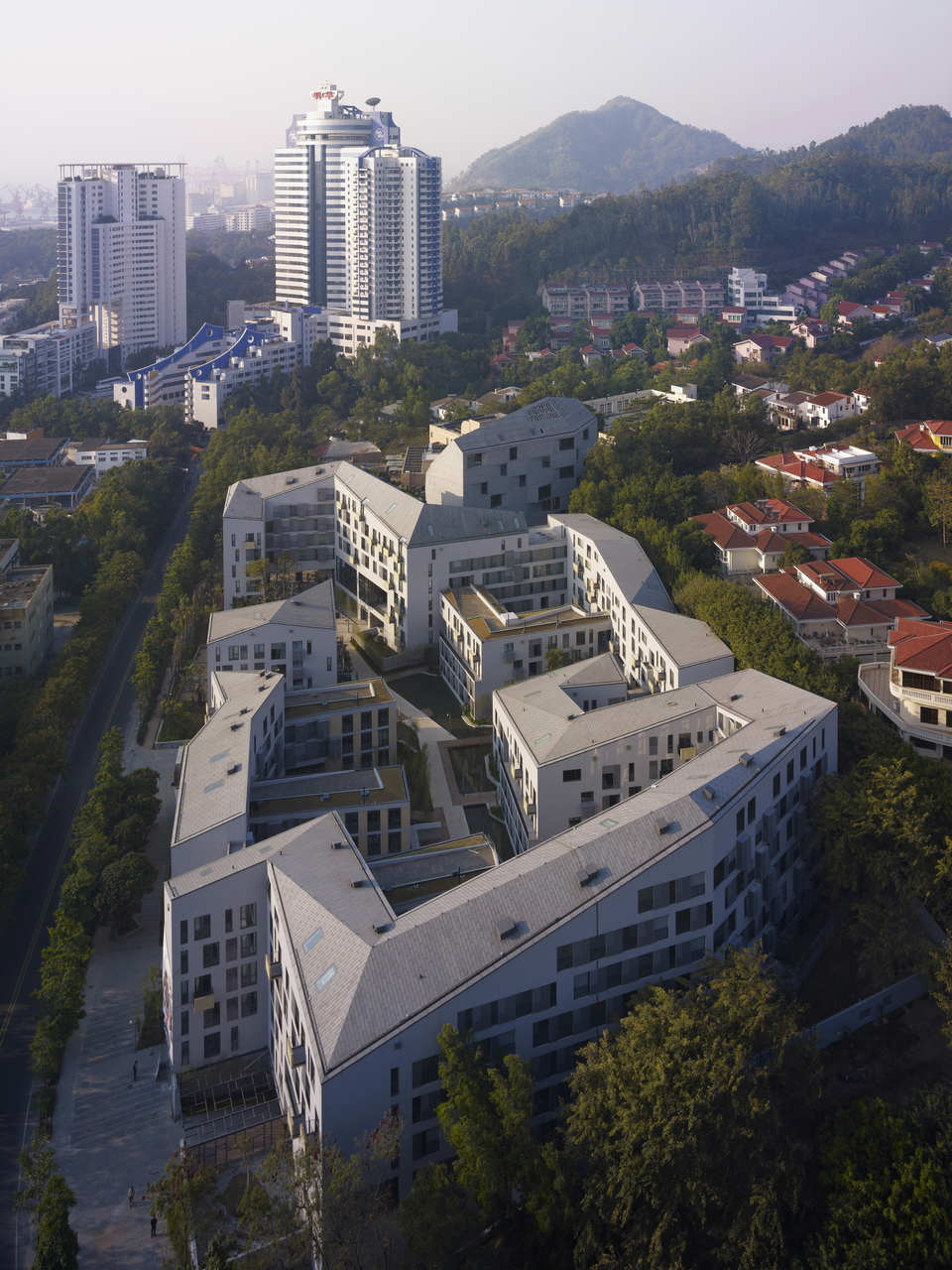 Galeria de maillen hotel apartment urbanus 4 for Appart hotel urban lodge chaudfontaine