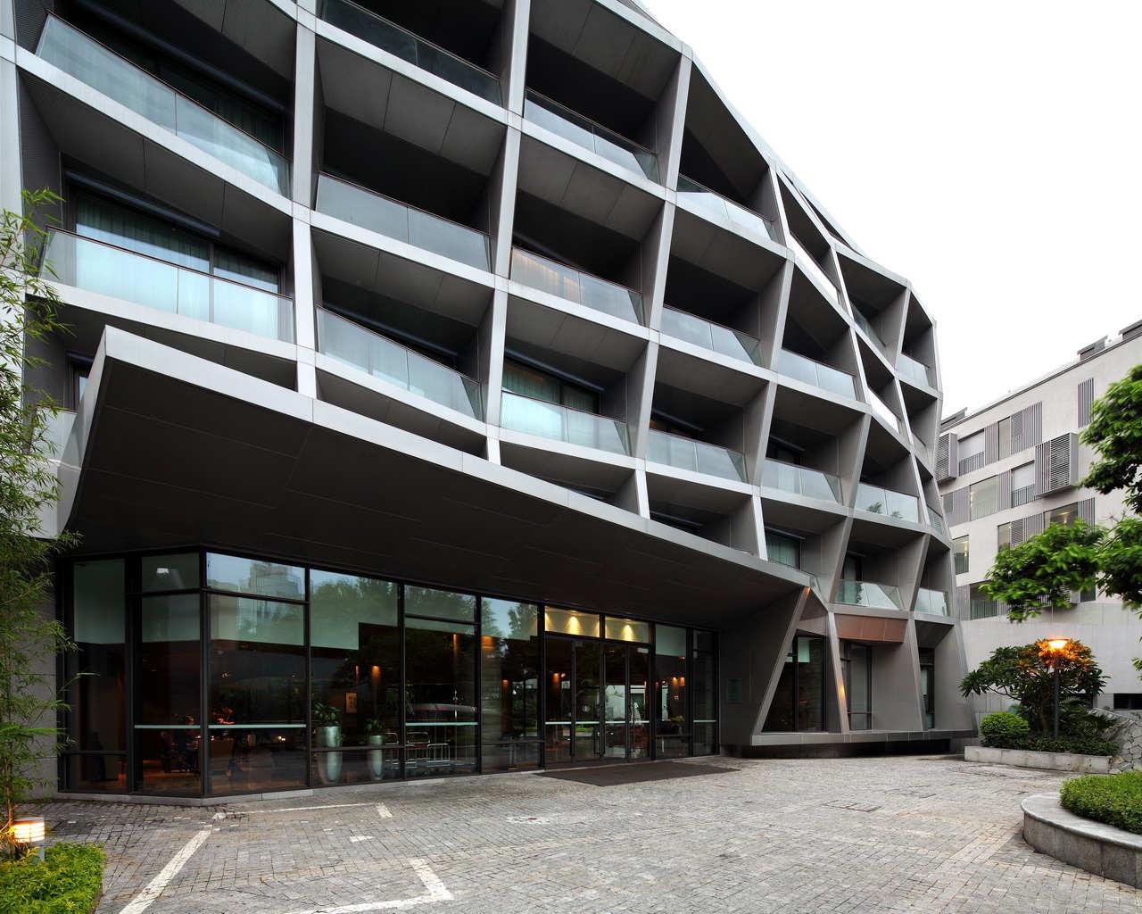 Galeria de maillen hotel apartment urbanus 23 for Appart hotel urban lodge chaudfontaine