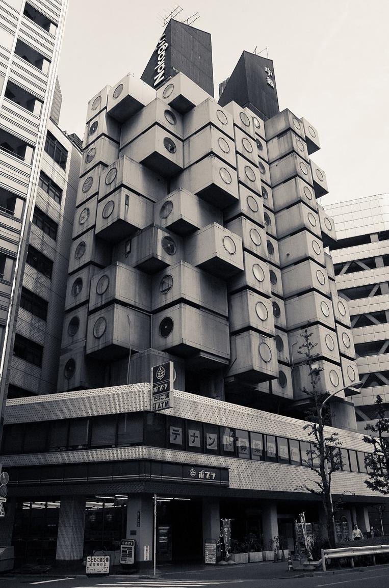 Clássicos da Arquitetura: Nakagin Capsule Tower / Kisho Kurokawa, © Metalocus