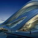O que vem / Abu Dhabi Performing Arts Centre, Zaha Hadid.