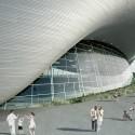 Render © Zaha Hadid Architect