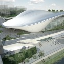 Render © Zaha Hadid Architect