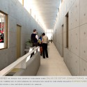 Rua Interior da Residência de Estudantes