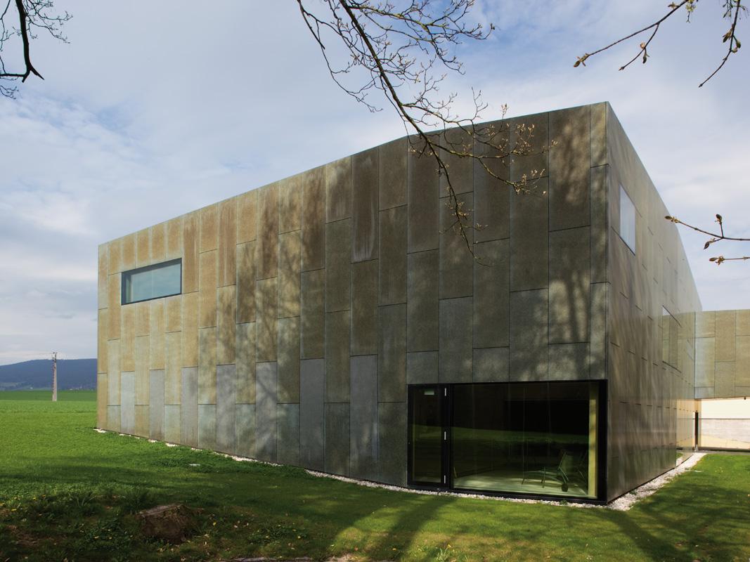Piscina terapêutica / meier + associes architectes, © Yves André