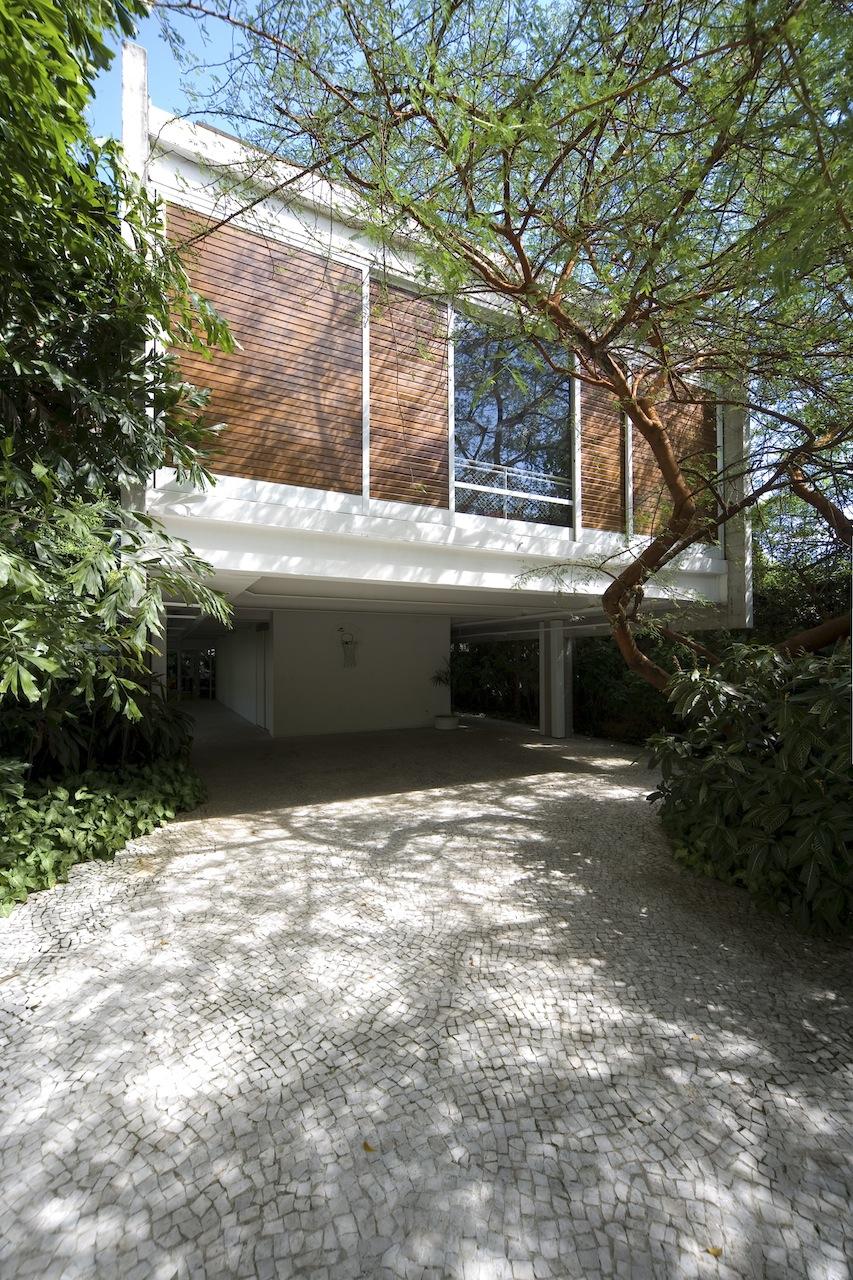 Residência Itanhangá / Piratininga Arquitetos Associados, © Maíra Acayaba