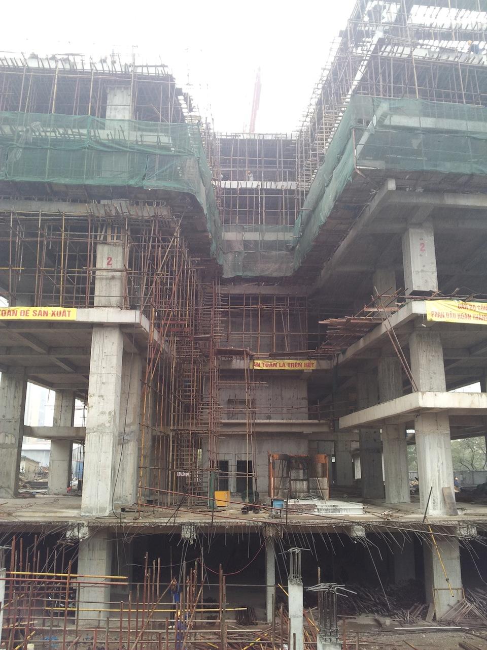 Em construção: Hei Tower / CMV Architects, Cortesia CMV Architects
