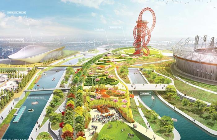 Novo Museu Olímpico de Londres 2012, © BD Online
