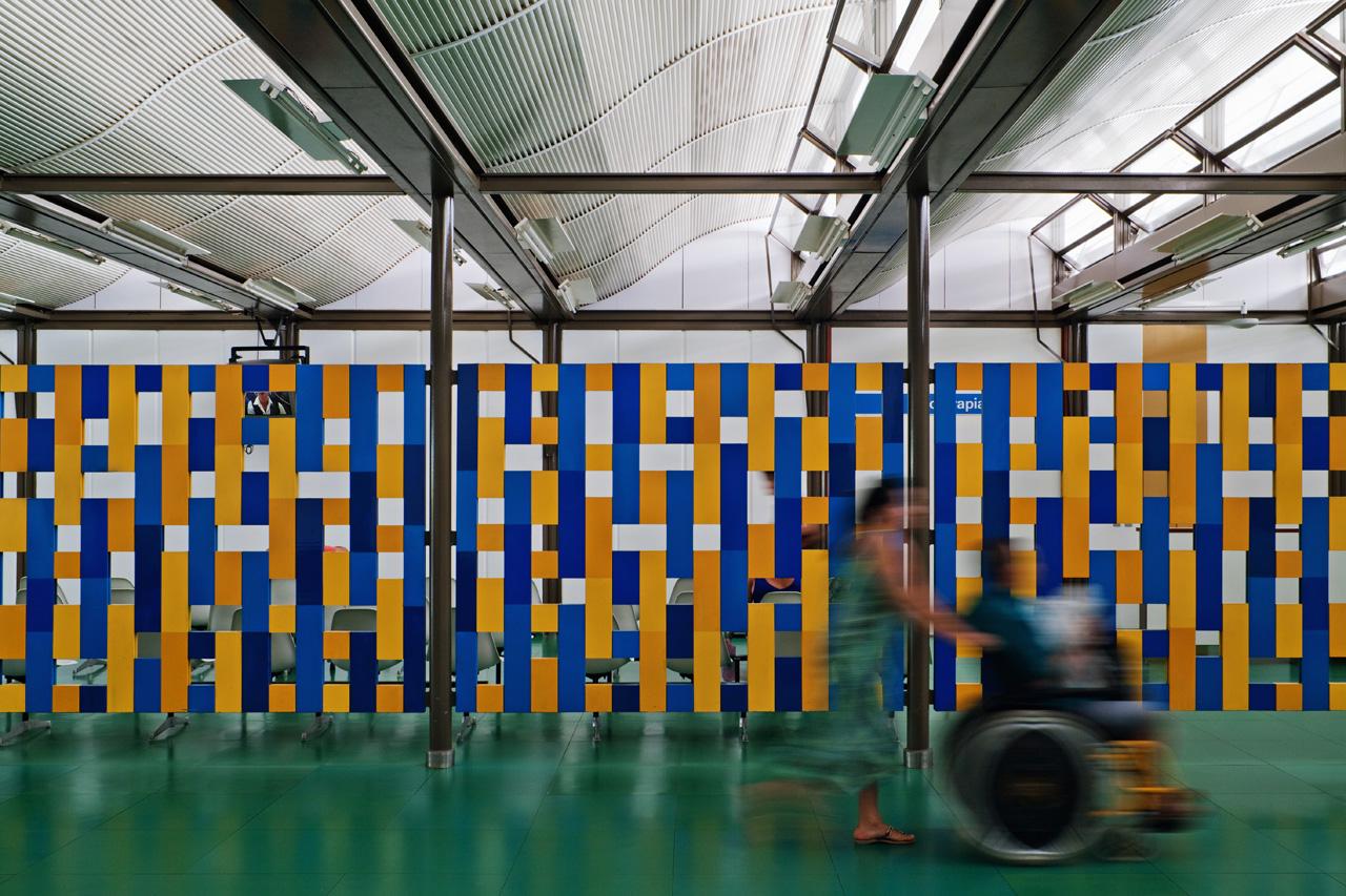 Clássicos da Arquitetura: Hospital Sarah Kubitschek Salvador / João Filgueiras Lima (Lelé), © Nelson Kon