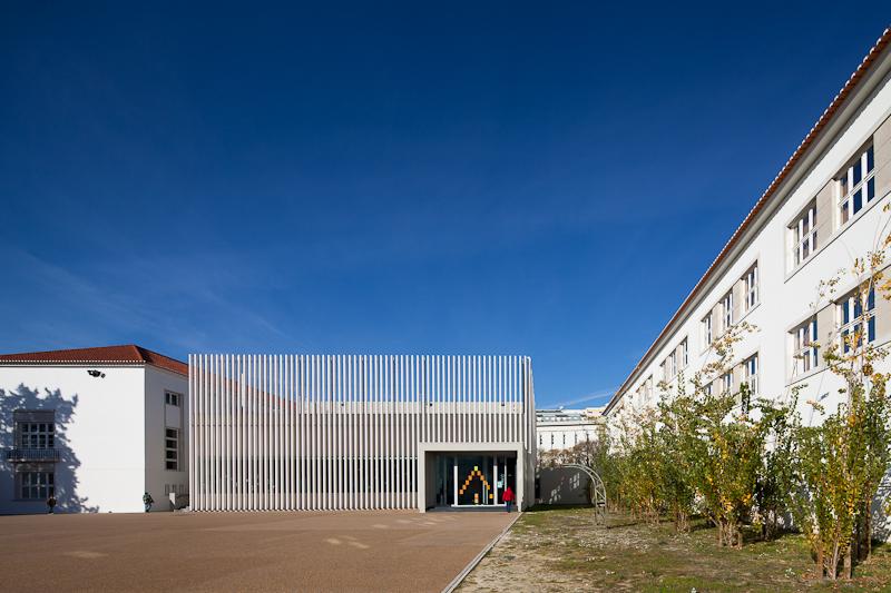Modernização da Escola Sebastião da Gama / Ricardo Carvalho + Joana Vilhena Arquitectos, © João Morgado