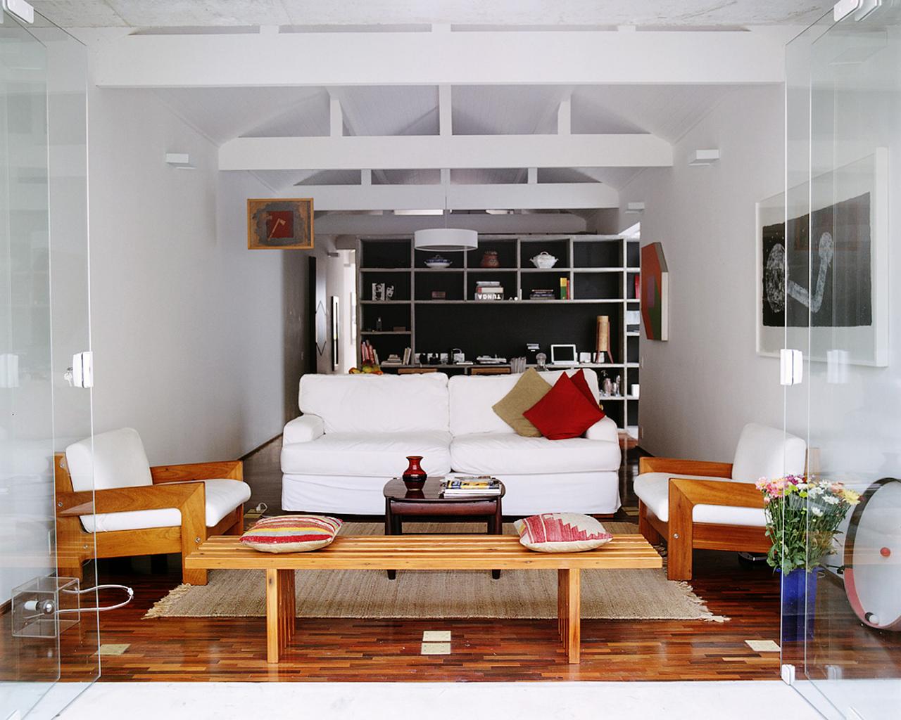 Casa Lapa / Zemel + Chalabi Arquitetos, © Pedro Kok