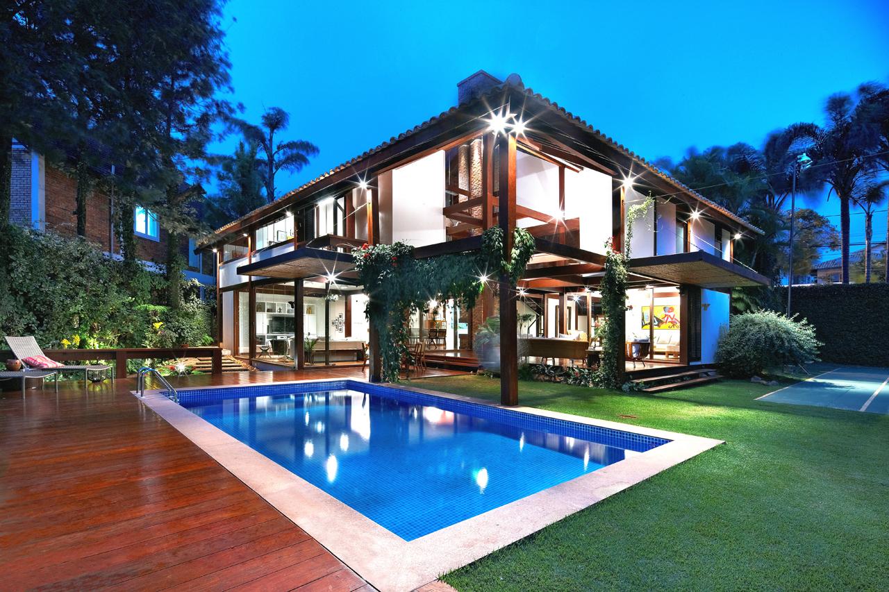 Casa Jardim / David Guerra, © Jomar Bragança