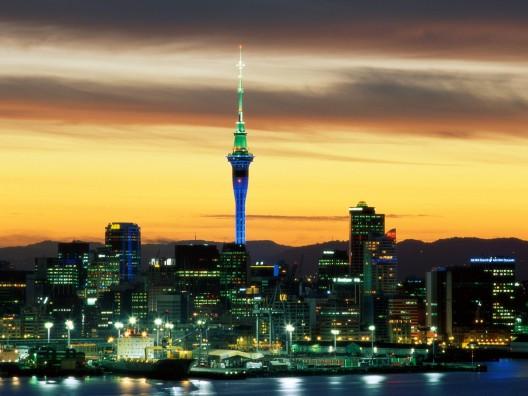 Os dez países mais pacíficos do mundo, Nova Zelândia