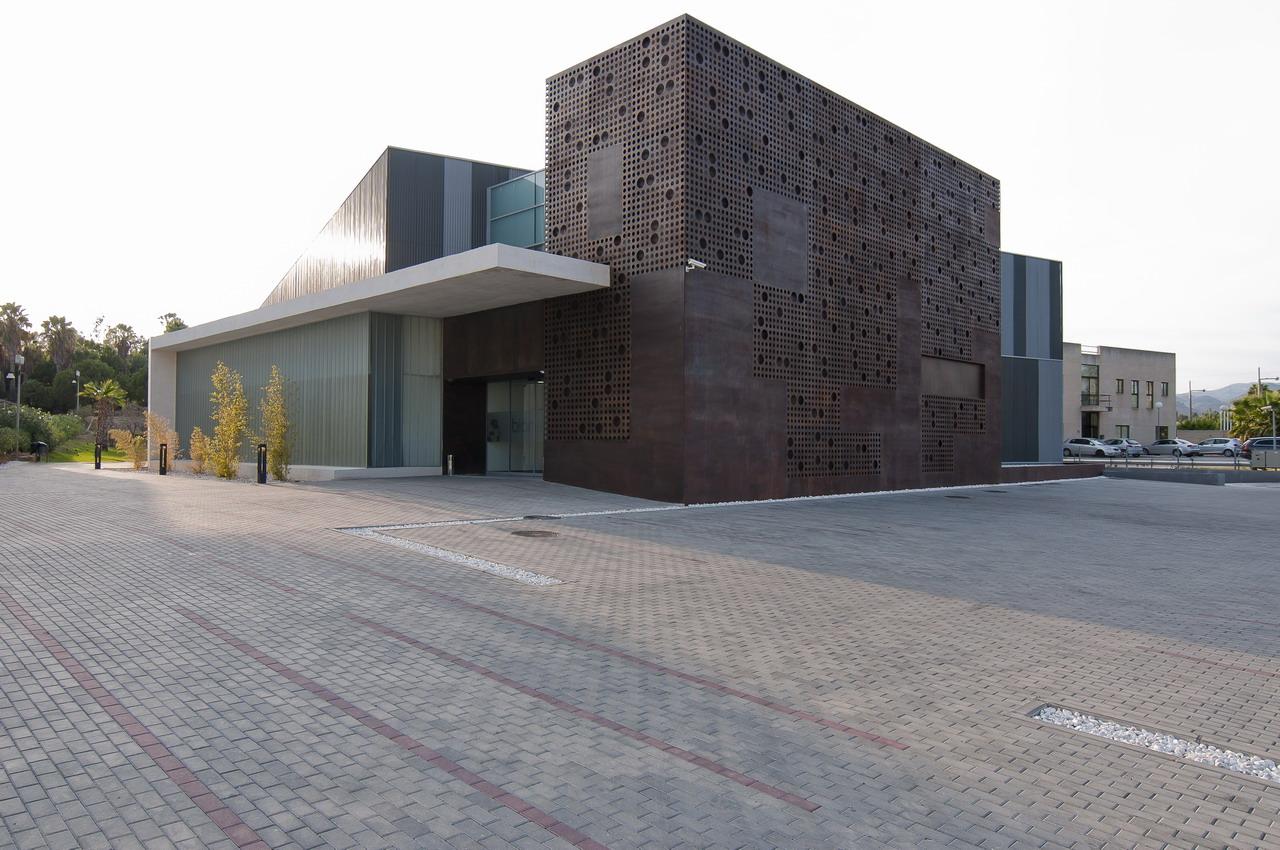 Edifício Bionand / PLANHO, © Alejandro González