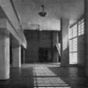 Salão de eventos. Mindlin, H., 1956