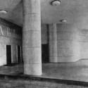 Hall de acesso. Mindlin, H., 1956