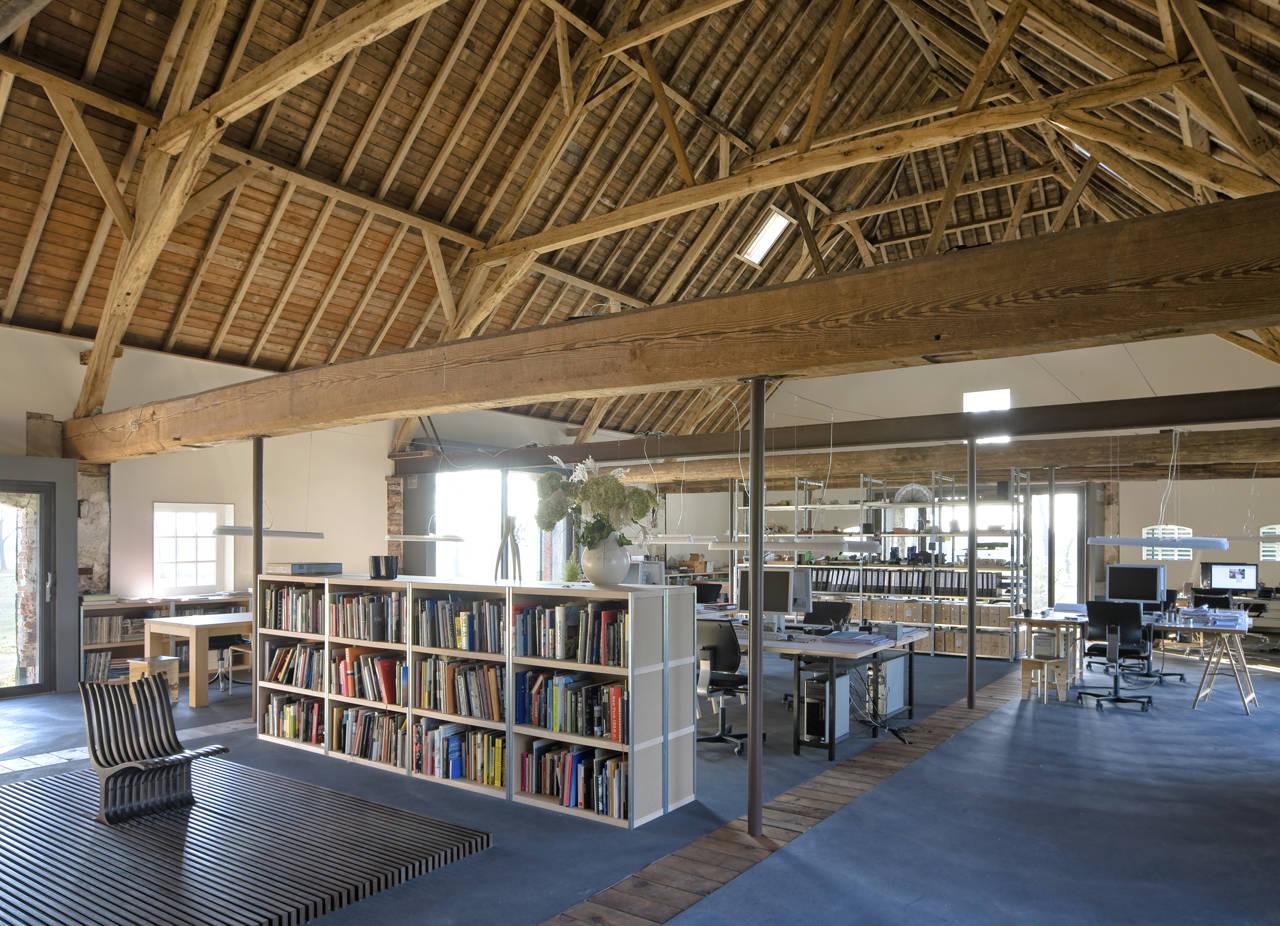 Fazenda em Wamberg / Hilberink Bosch Architecten, © René de Wit
