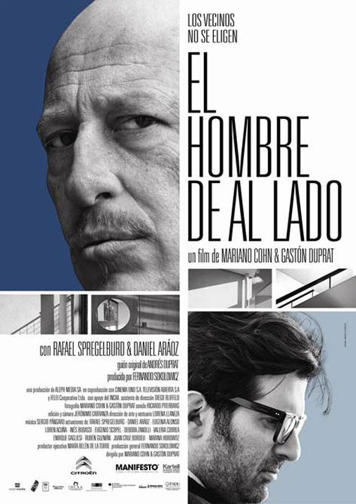 """Cinema e Arquitetura: """"O Homem ao Lado"""""""