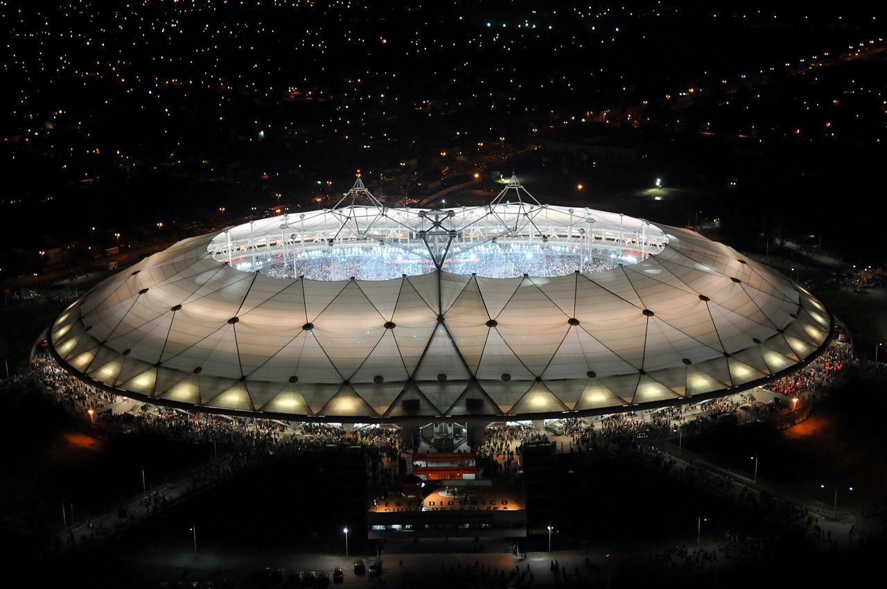 Estadio Único Ciudad de La Plata / Roberto Ferreira & Arquitectos Asociados, © Cortesia da Secretaria Geral do Governo da Província de Buenos Aires