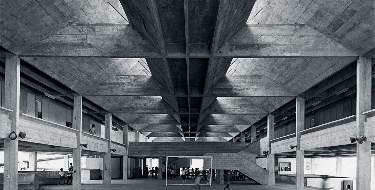 Clássicos da Arquitetura: Escola Jardim Ipê / Decio Tozzi, Cortesia Decio Tozzi