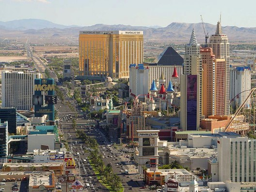 Vídeo: O crescimento urbano explosivo de Las Vegas