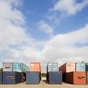 Container Art /  Bernardes + Jacobsen © Leonardo Finotti