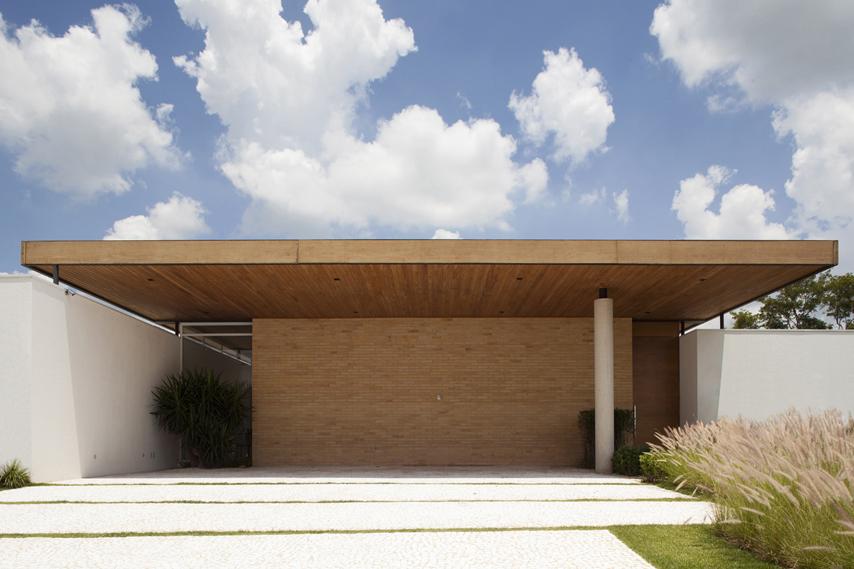 CASA VR 01 / ALN Arquitetos, ©  Fran Parente