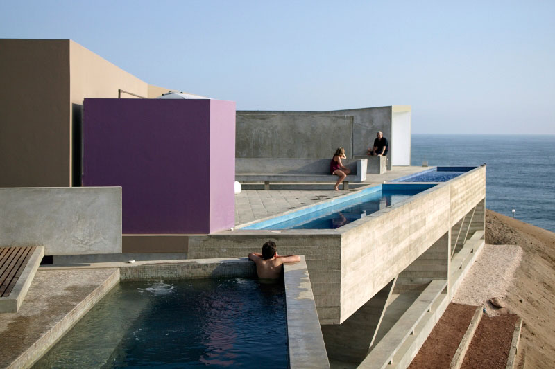 W Houses / Barclay & Crousse, © Cristóbal Palma