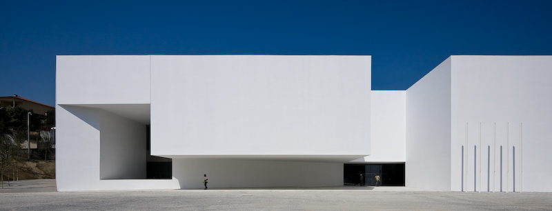 Santo Tirso Call Center / Aires Mateus, © João Morgado