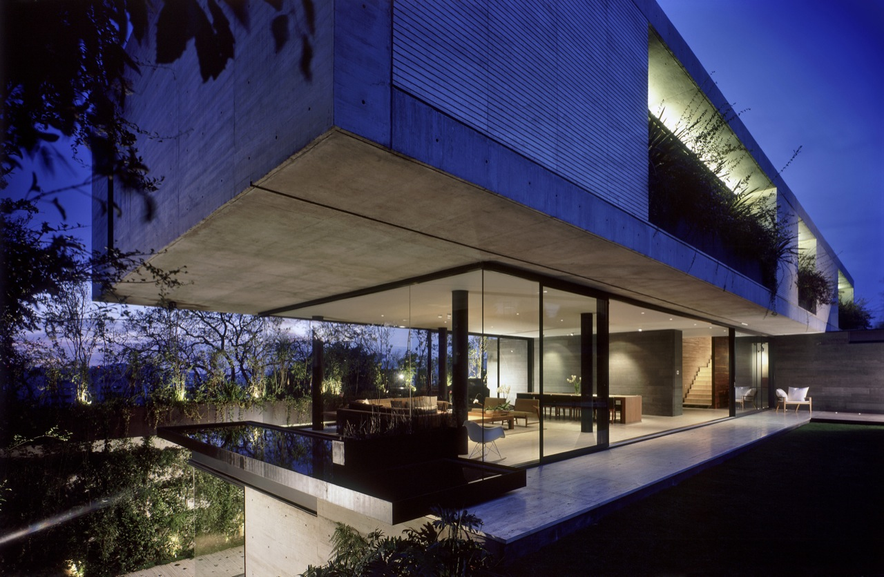 Casa La Punta / Central de Arquitectura, Cortesia Central de Arquitectura