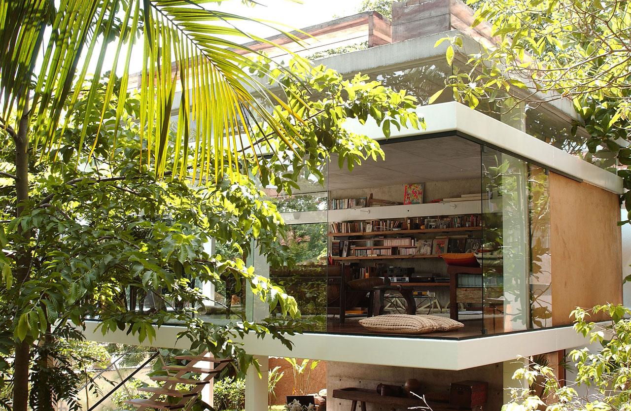 Residência Rua Pombal / São Paulo Criação, Cortesia Rafic Farah