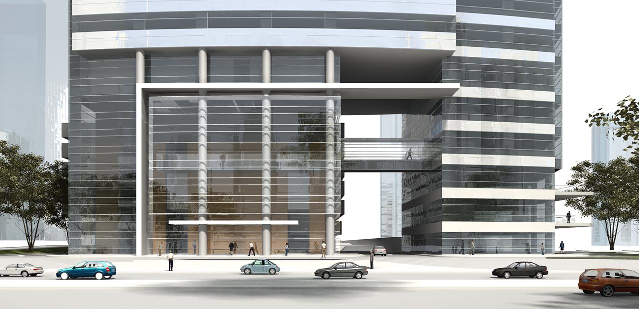 Suficiente Galeria de Eco Berrini / Aflalo & Gasperini Arquitetos - 20 RT28