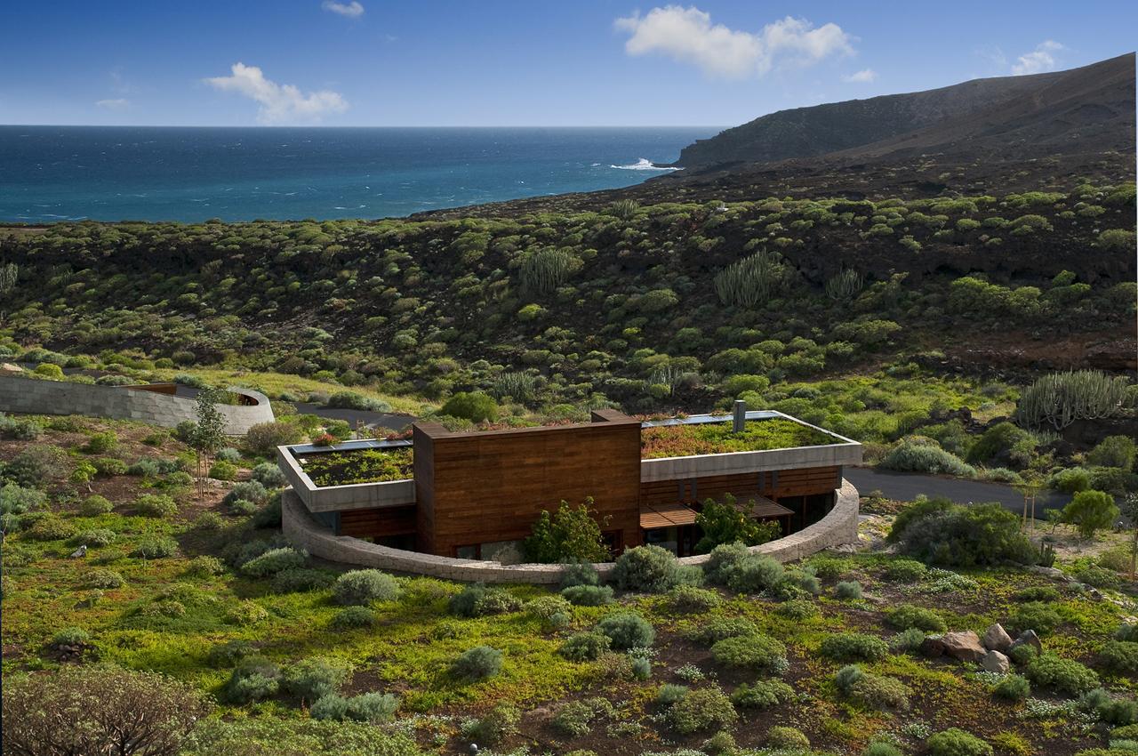Habitação Bioclimática em Tenerife / Ruiz Larrea y Asociados, Cortesia de Ruiz Larrea y Asociados