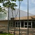 Centro de Formação dos Profissionais da Educação de São Caetano do Sul / Carolina Penna © Nelson Kon