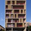 Edifício Habitacional na Rua Simpatia / gruposp © Nelson Kon