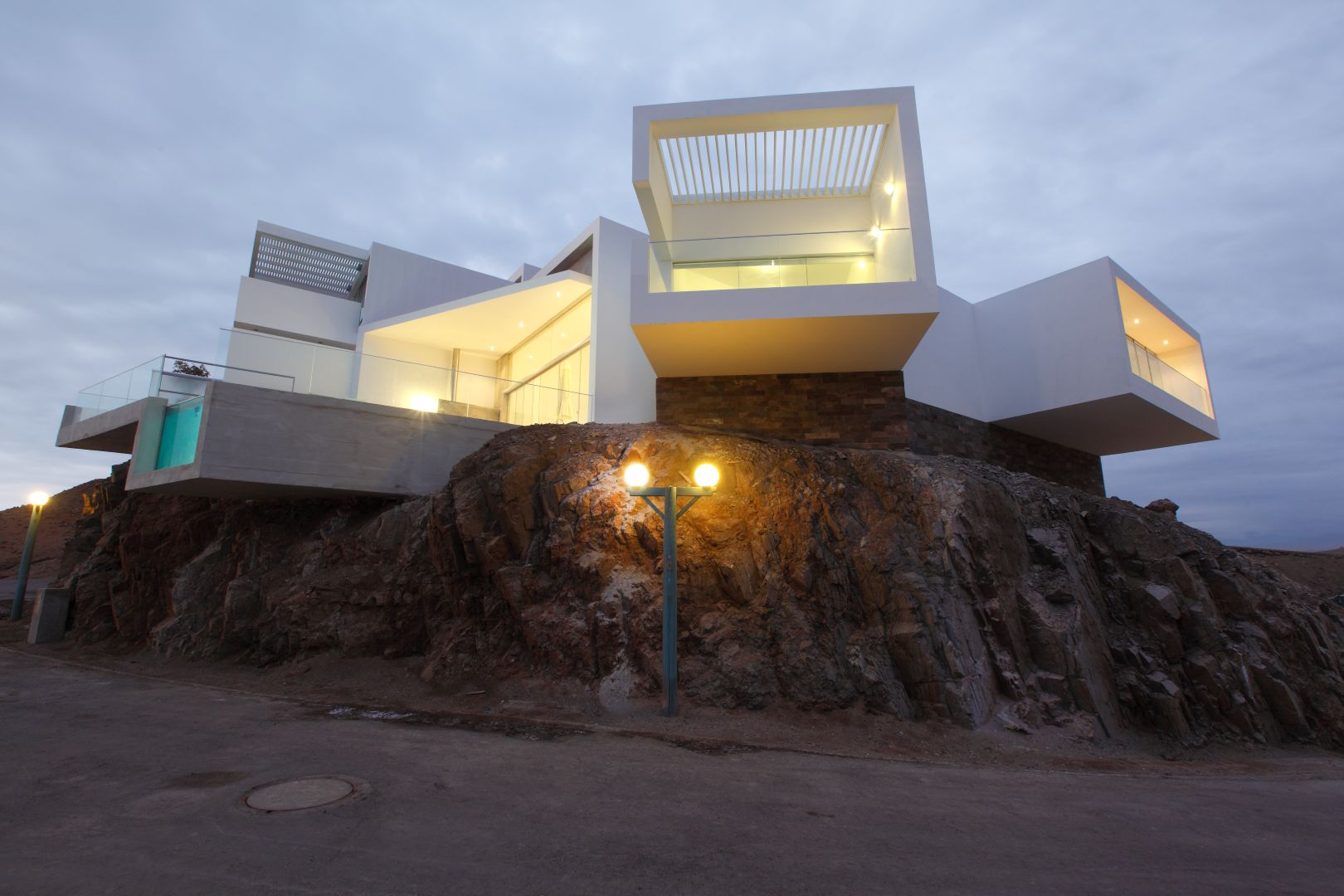 Casa i-5 / VÉRTICE Arquitectos , Cortesia VÉRTICE Arquitectos