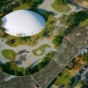 OCA / Oscar Niemeyer © Nelson Kon