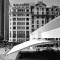 Praça do Patriarca / Paulo Mendes Rocha © Nelson Kon